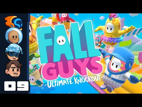 O P T I M A L   E G G - Let's Play Fall Guys: Ultimate Knockout [Multiplayer] - Part 9