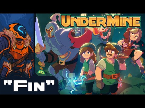Attack And Destroy Din - Let's Play UnderMine [1.0] - Part 1 -