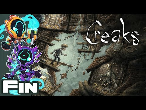 Eat Me! - Let's Play Creaks - PC Gameplay Part 9 - Finale