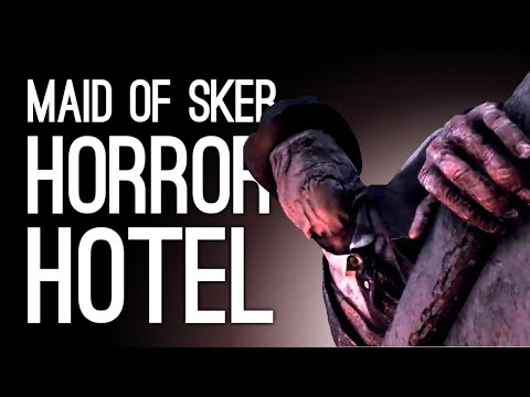 Maid of Sker Gameplay Xbox One: JUMP SCARE HOTEL! - Let's Play Maid of Sker