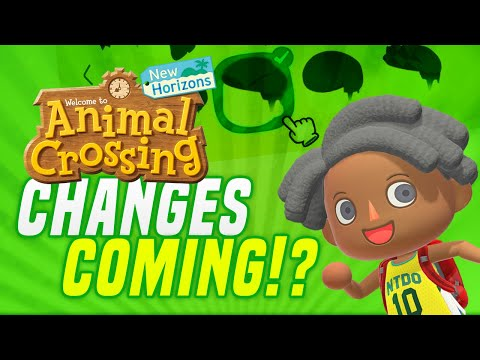THIS Feature Brings CHANGE to Animal Crossing New Horizons!? ACNH News and Updates!