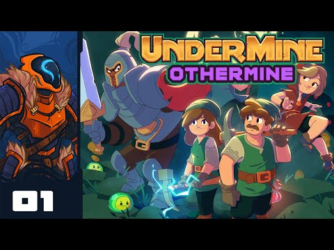 Othermine Is Best Mine - Let's Play UnderMine [Othermine] - PC Gameplay Part 1
