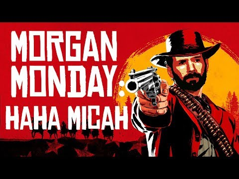 Red Dead Redemption 2 MORGAN MONDAY: IGNORING MICAH! (Let's Play RDR2 Ep. 4)