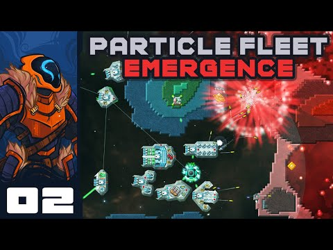 Anvil, Meet Hammer - Let's Play Particle Fleet: Emergence - PC Gameplay Part 2