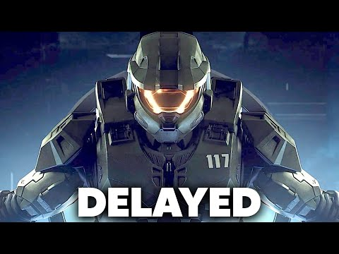 HALO INFINITE DELAYED & Xbox Series X Launch Date