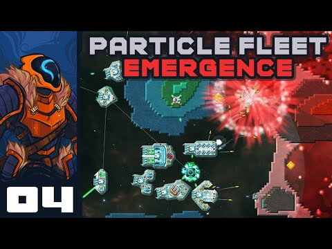 When In Doubt? Bumrush - Let's Play Particle Fleet: Emergence - PC Gameplay Part 4