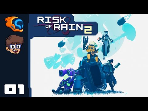 Full Release Is Finally Here! - Let's Play Risk Of Rain 2 [1.0 With @Retromation] - Part 1