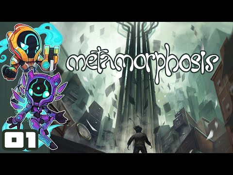 Insect Inquisition - Let's Play Metamorphosis - PC Gameplay Part 1