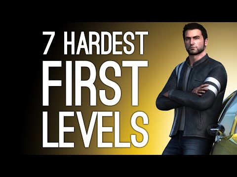 7 Hardest First Levels that Nearly Stopped You Seeing the Rest of the Game