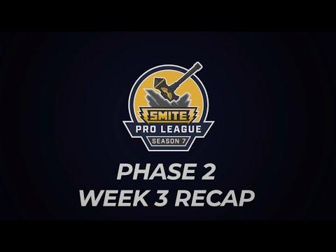 SPL Weekly Recap: Phase 2 Week 3