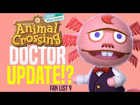 NEW Updates + Features Coming To Animal Crossing New Horizons FANS WANT #9 (Switch Update)