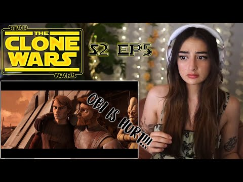 POINT RAIN CHAOS! / Star Wars / The Clone Wars Reaction & Commentary / S2 Ep5