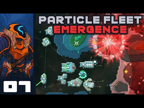 I Recognize That Planet! - Let's Play Particle Fleet: Emergence - PC Gameplay Part 7