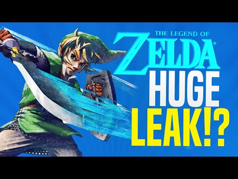 Skyward Sword COMING TO SWITCH And New Direct? (SWITCH Leak/Rumor)