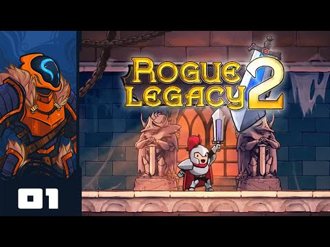 The Legacy Continues! - Let's Play Rogue Legacy 2 [Early Access] - PC Gameplay Part 1