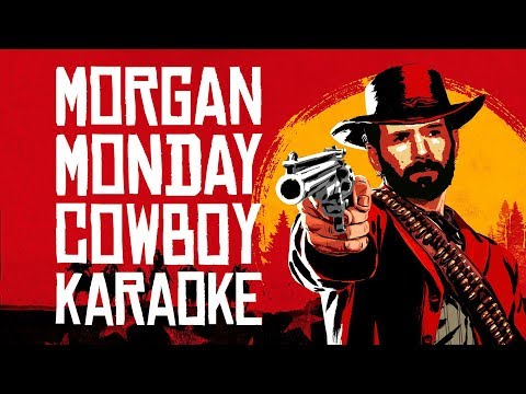 Red Dead Redemption 2 MORGAN MONDAY: COWBOY KARAOKE! (Let's Play RDR2 Ep. 5)