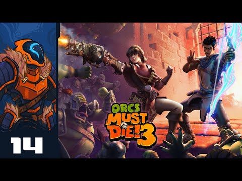 The Final Killbox - Let's Play Orcs Must Die! 3 - Stadia Gameplay Part 14