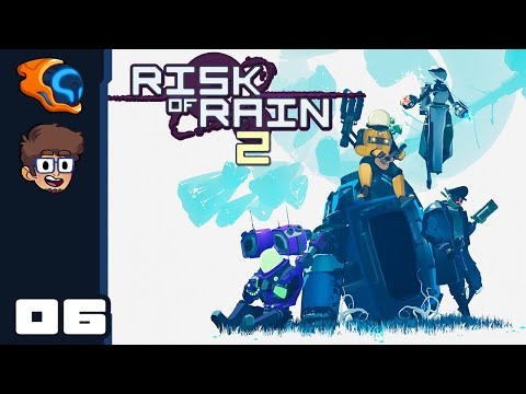 VENGEFUL GAZE OF DEATH - Let's Play Risk Of Rain 2 [1.0 With @Retromation] - Part 6