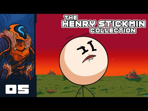 Wololo - Let's Play The Henry Stickmin Collection [Complete The Mission] - Part 5