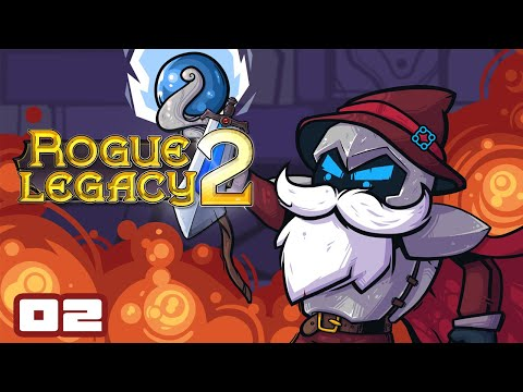 Float Like A Butterfly, Drop Like A Rock  - Let's Play Rogue Legacy 2 [Early Access] - Part 2