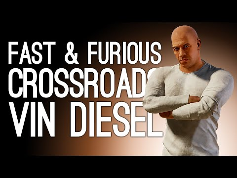 Fast & Furious Crossroads Gameplay: WE JOIN THE FAMILY (Let's Play Fast & Furious Crossroads)