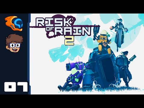 Don't Punch The Jellyfish - Let's Play Risk Of Rain 2 [1.0 With @Retromation] - Part 7