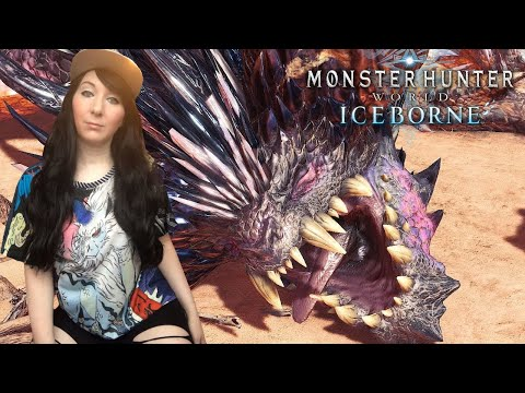 TO BLEED OR NOT TO BLEED! Ruiner Nerg - Monster Hunter World Iceborne Viewer Challenges Part 9
