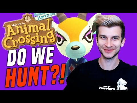 🔴DO WE HUNT FOR VILLAGERS?! Animal Crossing New Horizons | SwitchForce