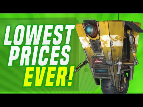 BIG Nintendo Switch Games Sale LOWEST PRICE EVER!! (Nintendo eShop Deals and Sales!)