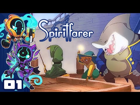 The Most Wholesome Ghost Ship Ever! - Let's Play Spiritfarer - PC Gameplay Part 1