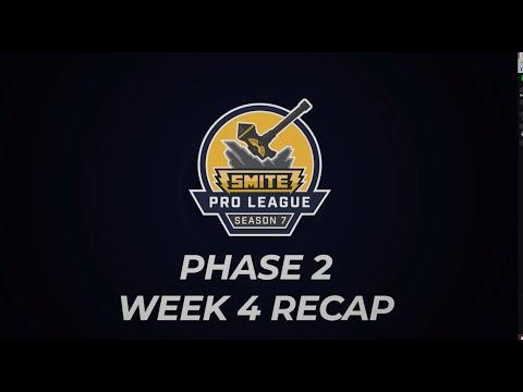 SPL Weekly Recap: Phase 2 Week 4