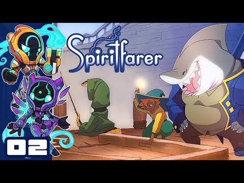 The Night Is Dark And Full Of... Jellyfish? - Let's Play Spiritfarer - PC Gameplay Part 2