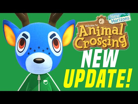 DID THEY DO IT!? New Animal Crossing Switch Update 1.4.2! (New Horizons Tips)