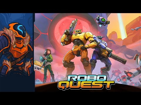 Roboquest - Fast-Paced Roguelite Shooter With A Delightfully Varied Arsenal