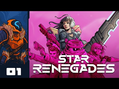 Star Renegades Has A Nemesis System!? - Let's Play Star Renegades [Early Access] - Part 1