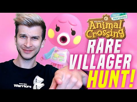 🔴ANIMAL CROSSING BURNOUT?! in New Horizons! Rare Villagers + Island Tours! (ACNH Update)