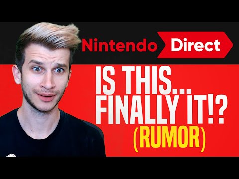 The Next Nintendo Direct is 8.28.2020!? (SWITCH LEAK + RUMORS)