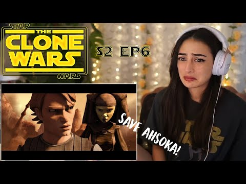 Weapons Factory! / Star Wars: The Clone Wars Reaction & Commentary / S2 Ep6