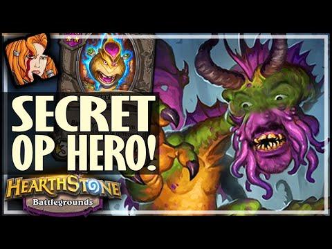 SHUDDERWOCK IS SECRET OP NOW?! - Hearthstone Battlegrounds