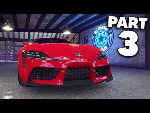 Project CARS 3 Career Mode Gameplay Walkthrough Part 3 - SUPRA PURCHASE (Controller Gameplay)