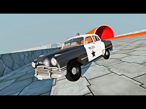 SATISFYING CAR CRASHES #1 - BeamNG Drive [4K 60FPS]