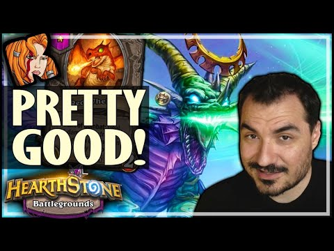 FASTER GAMES = YSERA BECOMES GOOD?! - Hearthstone Battlegrounds