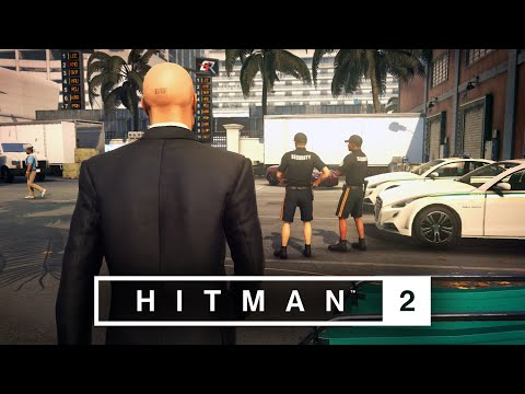 HITMAN™ 2 Master Difficulty - A Silver Tongue, Miami (No Loadout, Silent Assassin Suit Only)