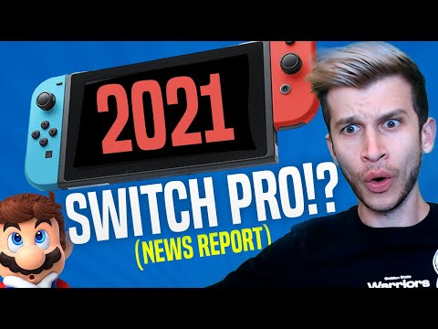NEW SWITCH PRO Coming in 2021!? (SWITCH NEWS)