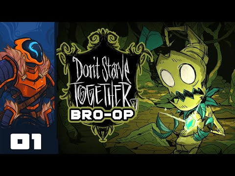 We Will Break This Game - Let's Play Don't Starve Together [Bro-Op | Heavily Modded] - Part 1