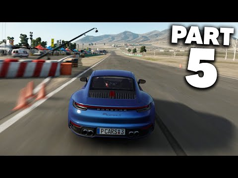 Project CARS 3 Career Mode Gameplay Walkthrough Part 5 - NEW ROAD C PURCHASE