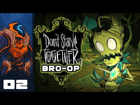 Do Not Doubt My Crockpot Addiction - Let's Play Don't Starve Together [Bro-Op | Modded] - Part 2