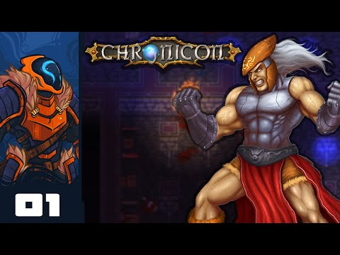 Slackventuring Through The Power Of Excessive Thorns! - Let's Play Chronicon - PC Gameplay Part 1