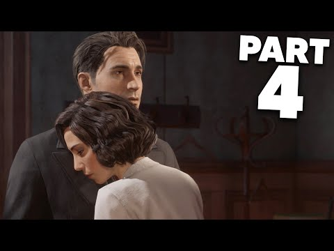 MAFIA REMAKE Gameplay Walkthrough Part 4 - DELETING THIS VIDEO SOON (Mafia Definitive Edition)
