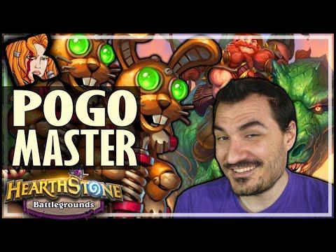 KRIPP = POGO MASTER! - Hearthstone Battlegrounds
